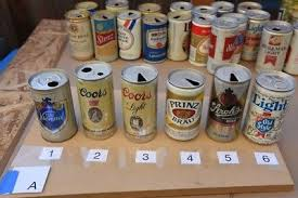 top 5 light beers beer can collection coors push top old vienna billy lots of