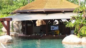 pool bar at the centara grand mirage beach resort pattaya