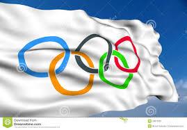 Olimpics Flag Olympic Flag Stock Illustrations U2013 1 243 Olympic Flag Stock