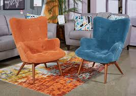 Turquoise Accent Chair S Potatoes Furniture Stores Pelsor