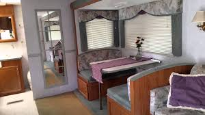 Fema Trailer Floor Plan by 27 Ft 1999 Terry Travel Trailer For Sale W Disabled Seat Lift