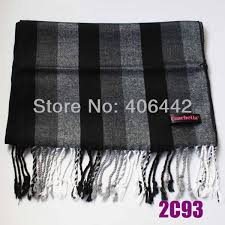 compare prices on grey stripes scarf online shopping buy low