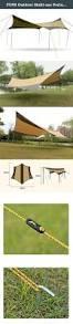 funs outdoor multi use portable easy set up canopy 16 x 16 sun