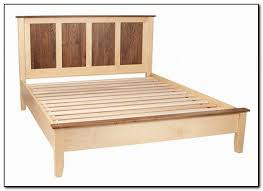 bed frame queen size wood frames wooden throughout ideas 17 solid