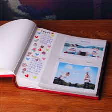pocket photo albums 2017 new pocket type photo album creative family photo album which