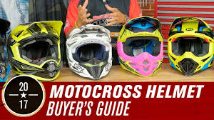 lightweight motocross helmet best motocross helmets 2017 youtube