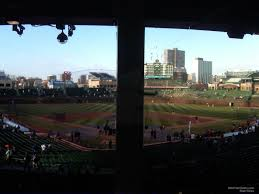 Chicago Cubs Seat Map by Wrigley Field Section 222 Chicago Cubs Rateyourseats Com