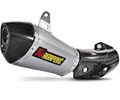 akrapovic slip on exhaust for zx10r 11 15 solomotoparts com