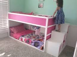 Bunk Bed With Pull Out Bed Bedding Pleasant Pull Out Bed Ikea Bunk Assembly Instructions