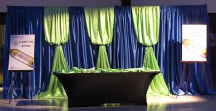 wedding expo backdrop wholesale drapes and curtains for weddings backdrop rk is
