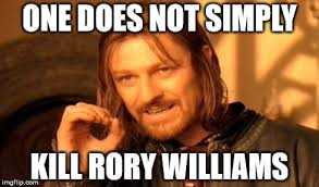 Rory Meme - one does not simply meme imgflip