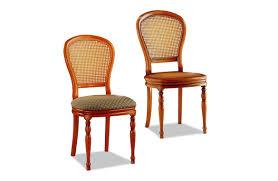 chaises louis philippe chaise louis philippe assise tissu ou cannée meubles hummel