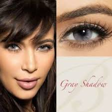 coloured contact lenses celeb beauty trend knew