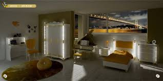 Modular Furniture Bedroom by Hurem Teens Bedroom Set