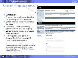 Ibm Service Desk Software Ibm Global Services Indications In Green U003d Live Content