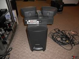 bose speakers 2 1 home theater bose av 3 2 1 ii media center dvd home theater entertainment