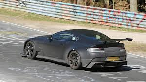 aston martin vantage 2016 aston martin vantage gt8 looks right at home on the nordschleife