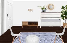 home makeover our editor u0027s living room redo lauren conrad