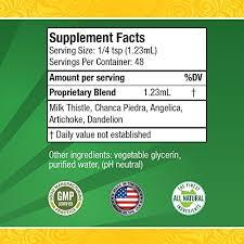 Dandelion Facts Amazon Com Vitaliver Advanced Liver Cleanse U0026 Detox Supplement