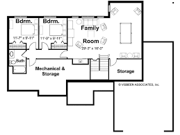 craftsman floor plan craftsman style house plan 5 beds 3 5 baths 2660 sq ft plan 928