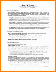 Sample Resume Objectives For Ojt Psychology Students by Resume Sample Psychology Graduate Templates