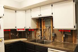 Reface Kitchen Cabinets Diy Diy Kitchen Cabinet Led Lighting Freeatvs Info
