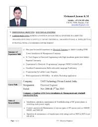 resume formats for engineers international resume format memo exle professional business