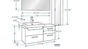 Bathroom Vanity Standard Depth Amazing Standard Bathroom Vanity Depth Australia Home Design Ideas