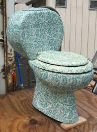 vintage richard ginori paisley toilet garden bathroom bathroom