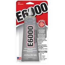 e6000 permanent craft adhesive 2 0 oz