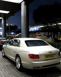 bentley flying spur modified supercars of hong kong bentley flying spur w12 spotted in the