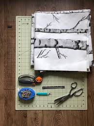 your guide sewing perfect curtains spoonflower blog