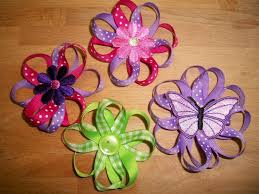 how do you make hair bows 414 best how to make hair bows images on hair bows