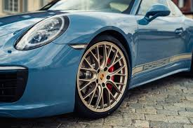targa porsche 4s official 2017 porsche 911 targa 4s exclusive design edition