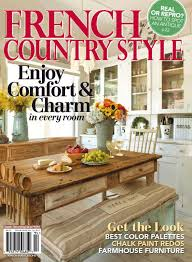 french country style magazine digital discountmags com