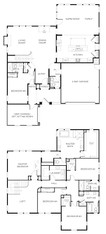 5 bedroom floor plans 2 story 5 bedroom house plan i d move the 5th room upstairs and change it