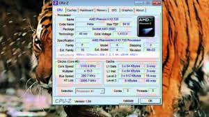 cpu z detailed pc system information hardware specs tutorial