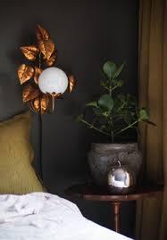 isabelle mcallister bedroom ochre golden lamp green room apple