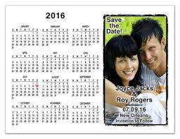 save the dates magnets calendar wedding save the date magnets