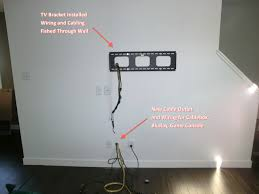 Cord Hiders For Wall Mounted Tv Wall Wire Covers Ideas To Wall Decorations