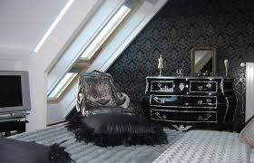 chambre baroque noir et deco chambre baroque amazing chambre baroque noir et violet avignon