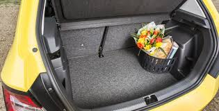 nissan micra trunk space best superminis and small cars with big boots carwow