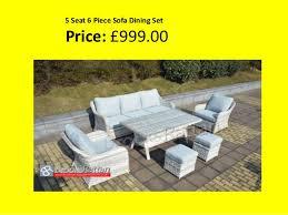 Garden Sofa Dining Set Top 10 Most Selling Rattan Garden Sofa Sets