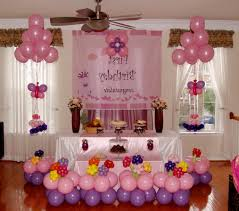 Simple Home Decorating by Simple Birthday Decoration Images At Home Decorating Of Party