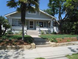 California Bungalow Residential Landscape Design California Bugalow Santa Barbara