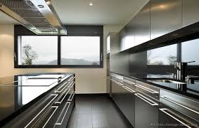 Steel Cabinets Singapore Stainless Steel Kitchen Cabinets With Black Granite Countertops