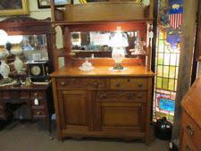 oak antique sideboards u0026 buffets 1900 1950 ebay