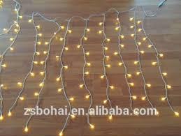 2016 led christmas curtain light warm white led christmas lights
