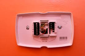 hvac having problems getting a new honeywell rth 7600 thermostat