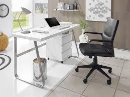 Suche Schreibtisch Bailey Ii Schreibtisch Matt Weiß